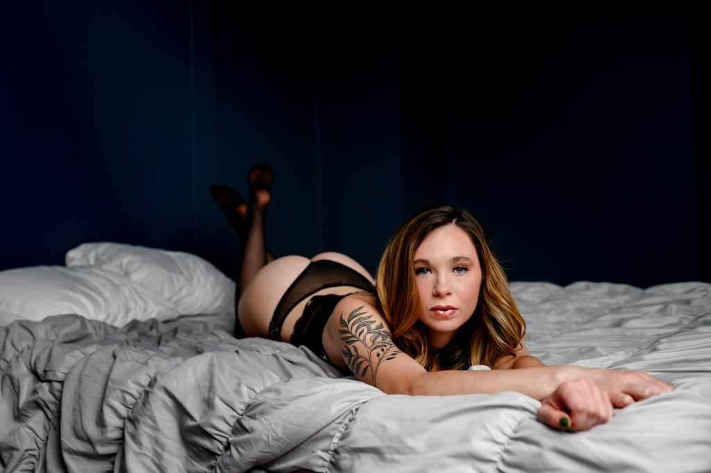 NEPA Boudoir Photographer